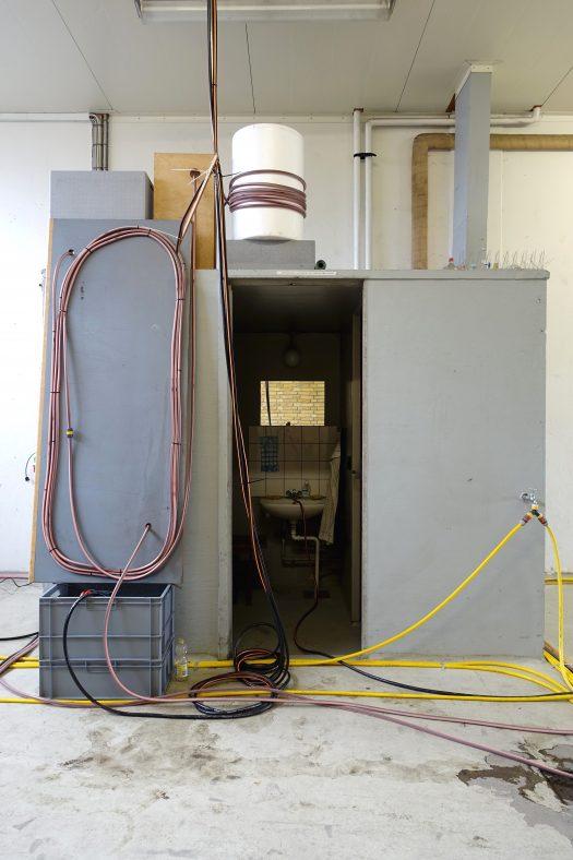 3 Installation view