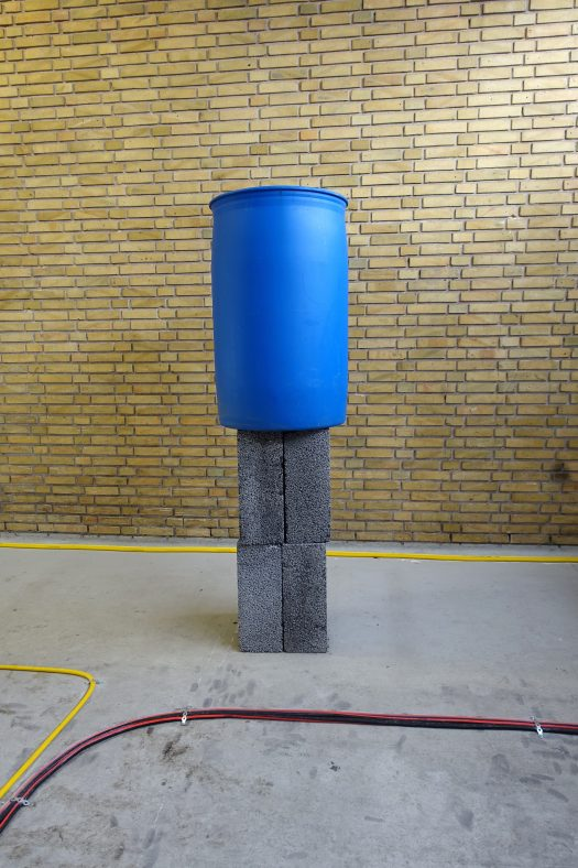 8 installation view
